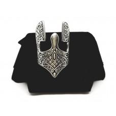 Gümüş 925 Ayar Okçu Erkek  Yüzüğü